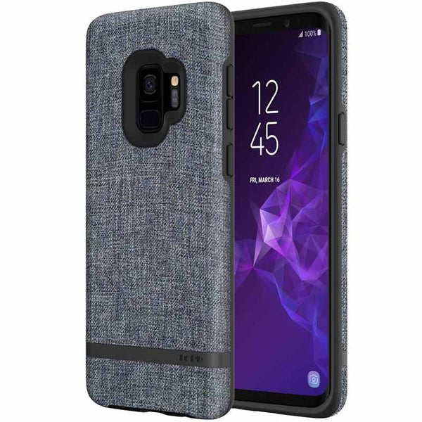 Shop Australia stock INCIPIO CARNABY ESQUIRE FABRIC FINISH RUGGED CASE FOR GALAXY S9 - BLUE with free shipping online. Shop Incipio collections with afterpay