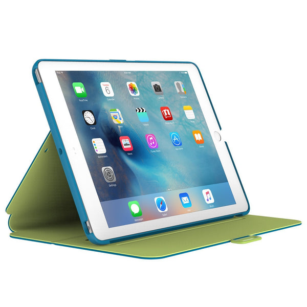 Shop Australia stock Speck StyleFolio Case for iPad 9.7 /Pro 9.7/Air 2/Air -Breeze Blue/Citron Green with free shipping online. Shop Speck collections with afterpay