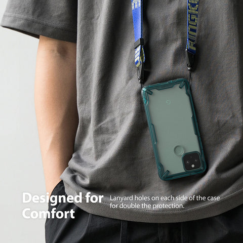 ringke fusion x design case compatible for ringke lanyard. show off and protect your device with genuine product from syntricate collections