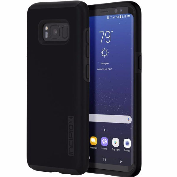 The one and only place to shop and buy genuine and authentic products from Incipio Dualpro Dual Layer Protective Case For Galaxy S8+ (6.2 Inch) - Black. Australia wide free express shipping from authorized distributor Syntricate.