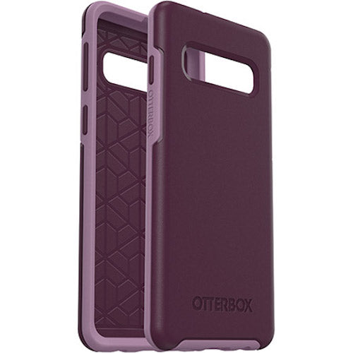 new samsung galaxy s10 case from otterbox. symmetry series