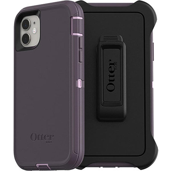 "Shop Australia stock Otterbox Defender Screenless Case For iPhone 11 (6.1"")  - Purple Nebula with free shipping online. Shop Syntricate collections with afterpay"