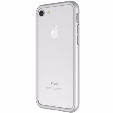 Shop Australia stock INCIPIO CO-MOLDED BUMPER CASE WITH PLEX PRO 3D SCREEN PROTECTOR FOR iPHONE 8/7 - SILVER with free shipping online. Shop Incipio collections with afterpay