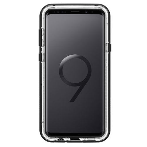 LIFEPROOF NEXT RUGGED CASE FOR GALAXY S9 PLUS - BLACK/CLEAR Australia Stock