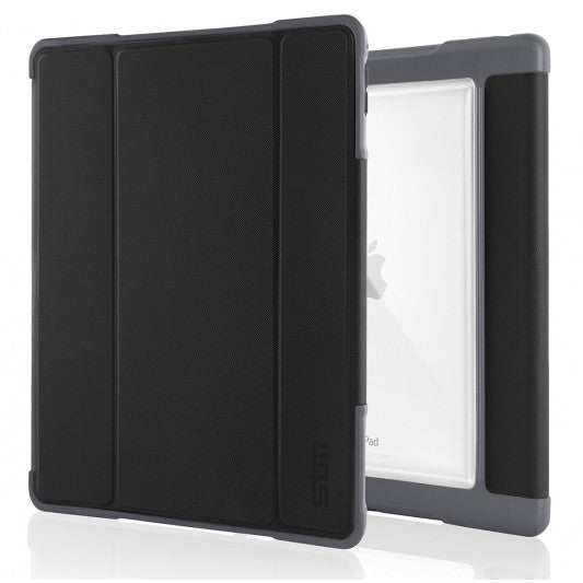 Shop Australia stock STM DUX PLUS DUO RUGGED FOLIO CASE FOR iPAD 9.7-INCH (6TH/5TH GEN) - BLACK with free shipping online. Shop Syntricate collections with afterpay