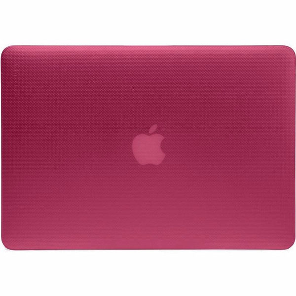 buy authentic incase hardshell case for macbook pro retina 13 inch pink sapphire from authorized distributor free shipping australia wide