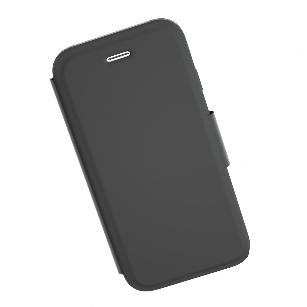 GRIFFIN SURVIVOR STRONG WALLET CASE FOR iPHONE 8/7/6S - BLACK Australia Stock