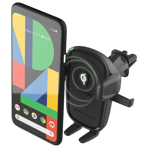 shop online wireless charger car holder australia for iphone samsung google pixel qi devices