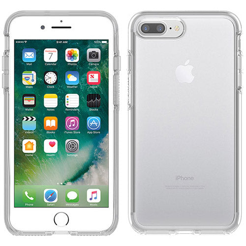 buy genuine tough case from Otterbox Symmetry Clear Sleek Stylish Case For Iphone 8 Plus/7 Plus - Clear Crystal. Free shipping Australia wide from Authorized distributor.