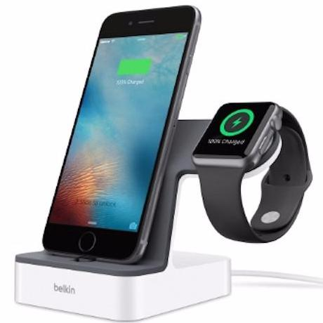 official distributor Belkin PowerHouse Charge Dock for Apple Watch + iPhone australia