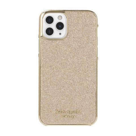 iphone 11 pro glitter gold case. buy online at syntricate with free shipping australia wide