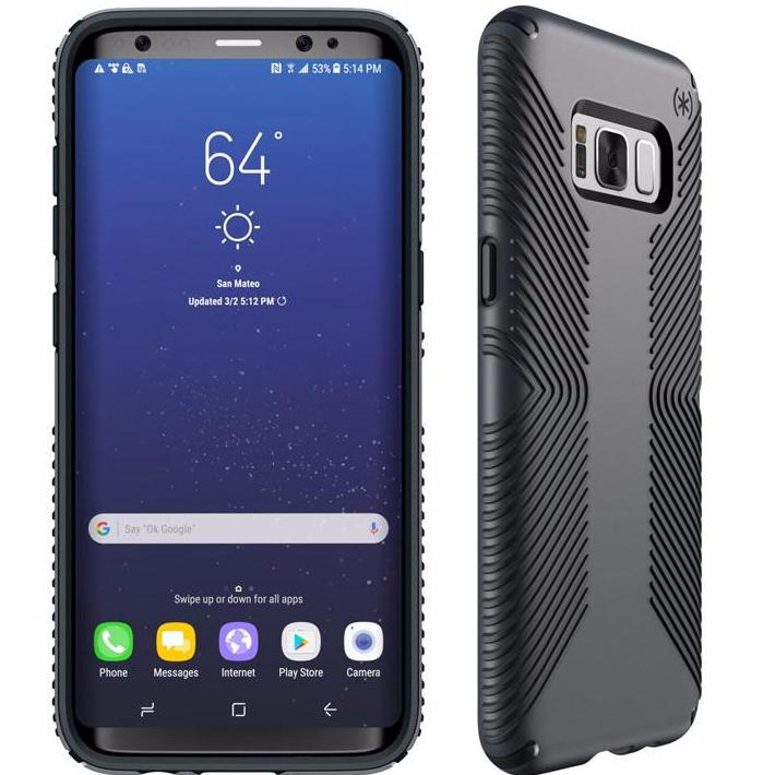 the one stop shop to buy Speck Presidio Impactium Slim Grip Case For Galaxy S8 - Graphite Grey. Free express shipping australia wide from Authorized distributor Syntricate. Australia Stock