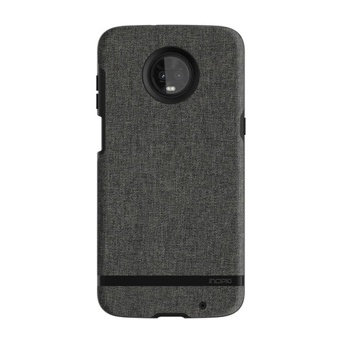 Incipio Carnaby Esquire Case For Moto Z3/Z3 Play - Gray