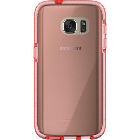 Place to buy Evo Check Case for Galaxy S7 - Rose/White FROM Tech21 online in Australia free shipping & afterpay.