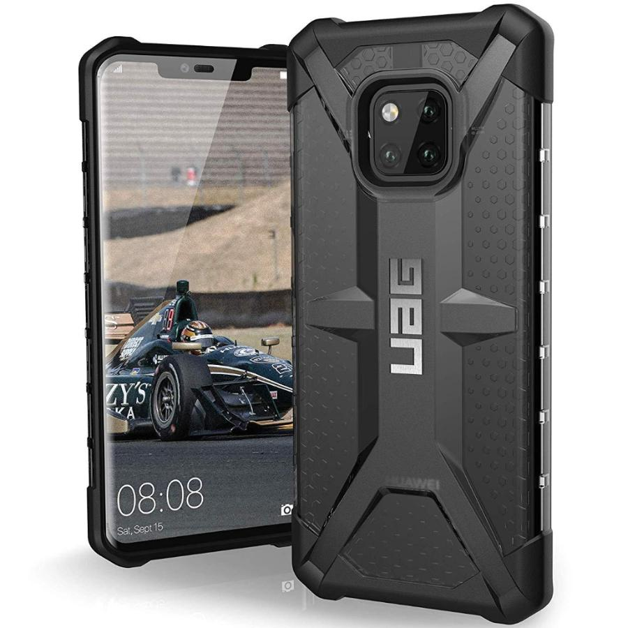 save off 1e6ee 8857c UAG PLASMA RUGGED CASE FOR HUAWEI MATE 20 PRO - ASH