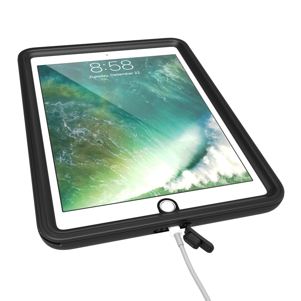 Shop Australia stock CATALYST WATERPROOF SHOCK RESISTANT CASE FOR IPAD 9.7 (6TH/5TH GEN)  - BLACK with free shipping online. Shop Catalyst collections with afterpay Australia Stock