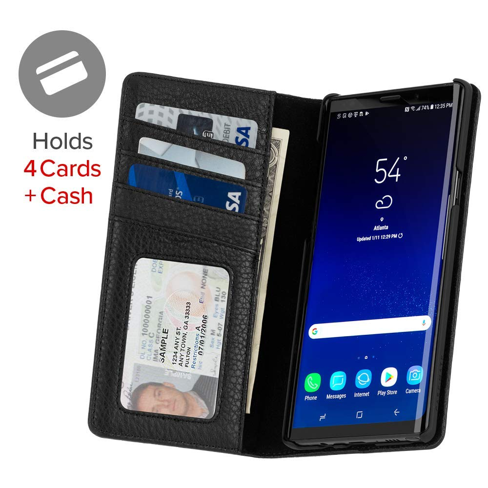 Shop Australia stock CASEMATE WALLET FOLIO CARD CASE FOR GALAXY NOTE 9 - BLACK with free shipping online. Shop Casemate collections with afterpay Australia Stock