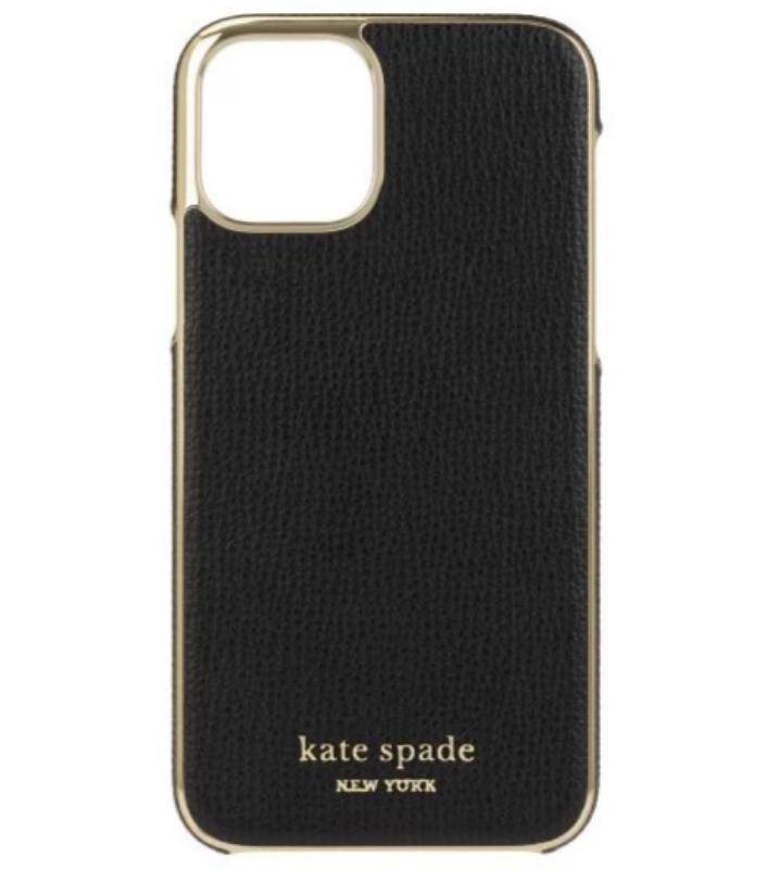 "Shop Australia stock KATE SPADE NEW YORK Inlay Wrap Case For iPhone 11 Pro (5.8"") - Black Crumbs with free shipping online. Shop Kate Spade New York collections with afterpay Australia Stock"