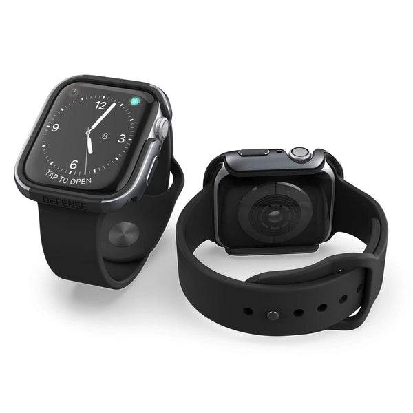buy online apple watch series 4 black case from x-doria australia
