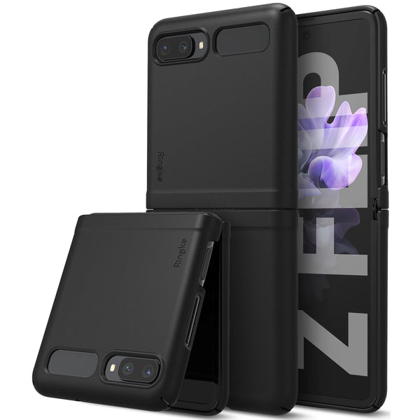Shop Australia stock Ringke Slim Lightweight Rugged Case For Galaxy Z Flip - Black with free shipping online. Shop Ringke collections with afterpay