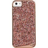 CaseMate Brilliance Case for iPhone SE/5s/5 - Rose Gold