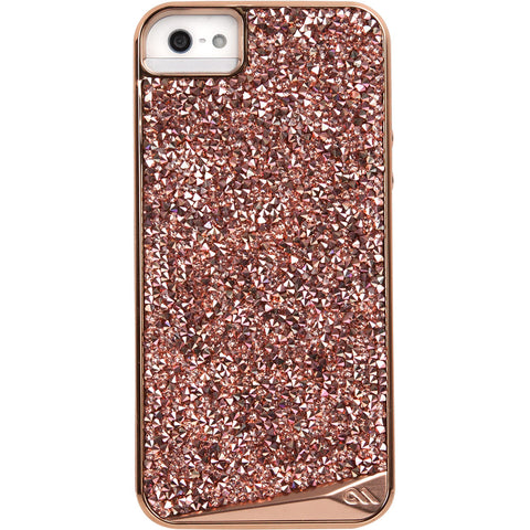 Shop Australia stock CaseMate Brilliance Case for iPhone SE/5s/5 - Rose Gold with free shipping online. Shop Casemate collections with afterpay