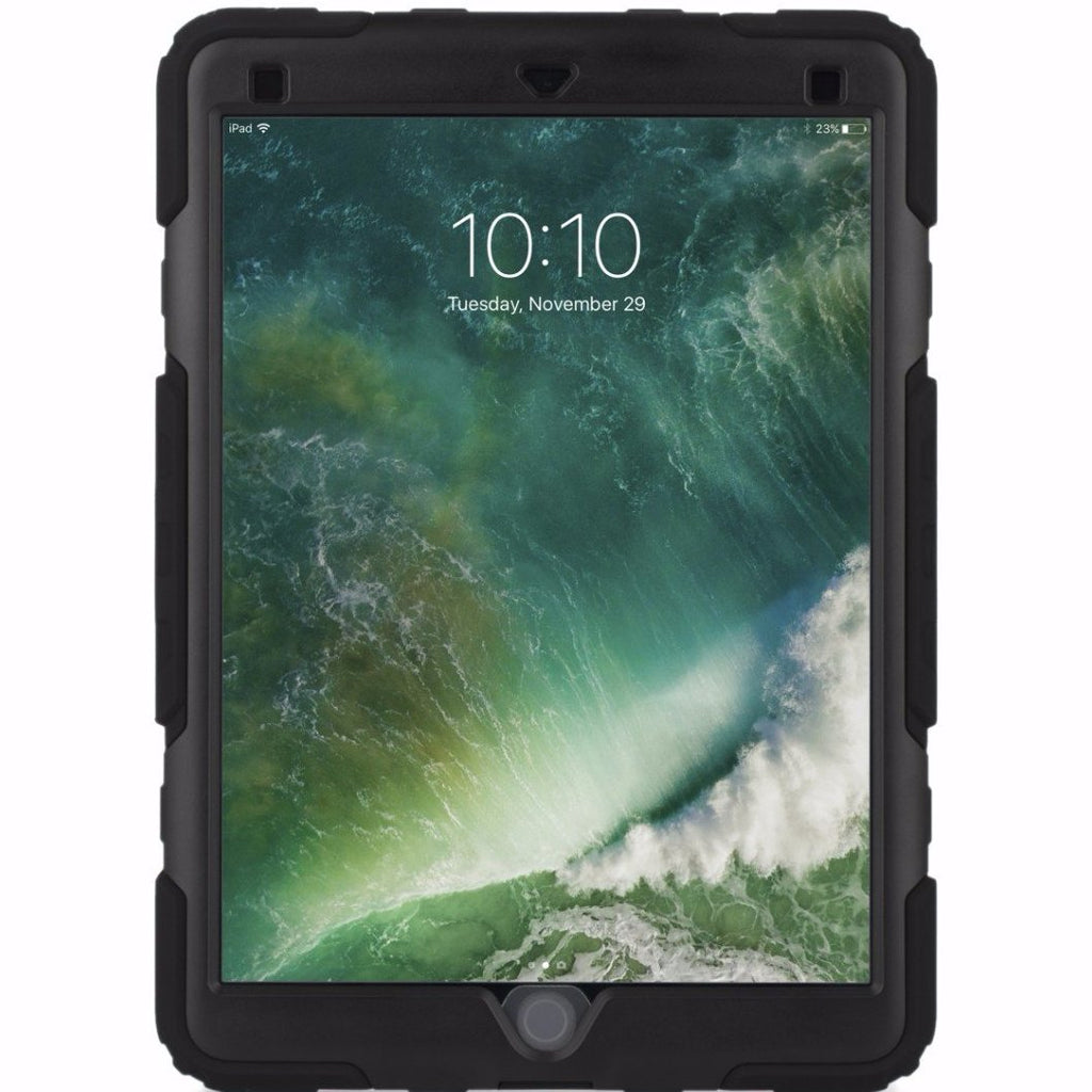buy genuine original cheap sale GRIFFIN SURVIVOR ALL-TERRAIN CASE FOR Ipad Air 10.5 Inch (2019)/ iPAD PRO 10.5 - BLACK/BLACK australia Australia Stock