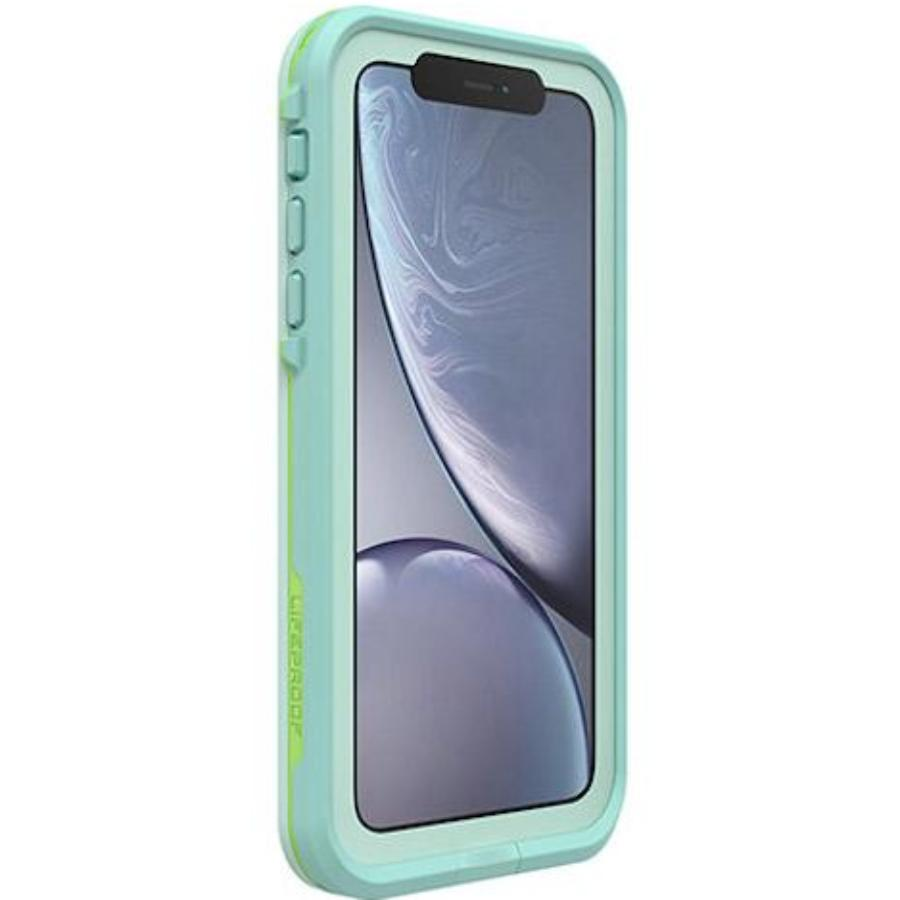 front side view of iphone xr waterproof case from lifeproof Australia Stock