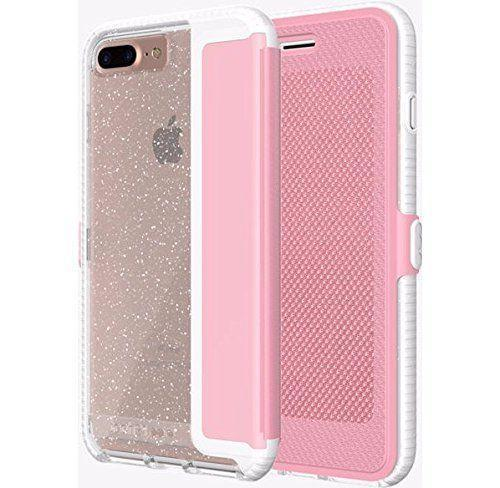 Grab it fast EVO WALLET ACTIVE EDITION FOLIO CASE FOR IPHONE 8 PLUS/ 7 PLUS - PINK FROM TECH21 with free shipping Australia wide.