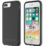 place to get and buy Griffin Survivor Strong Case For Iphone 8 Plus/7 Plus - Black/Grey. Free shipping Australia wide from Authorized distributor Syntricate.