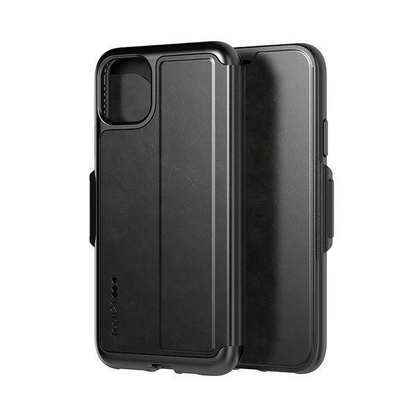 "Shop Australia stock Tech21 Evo Wallet Folio Case for iPhone 11 Pro Max (6.5"") - Black with free shipping online. Shop TECH21 collections with afterpay"