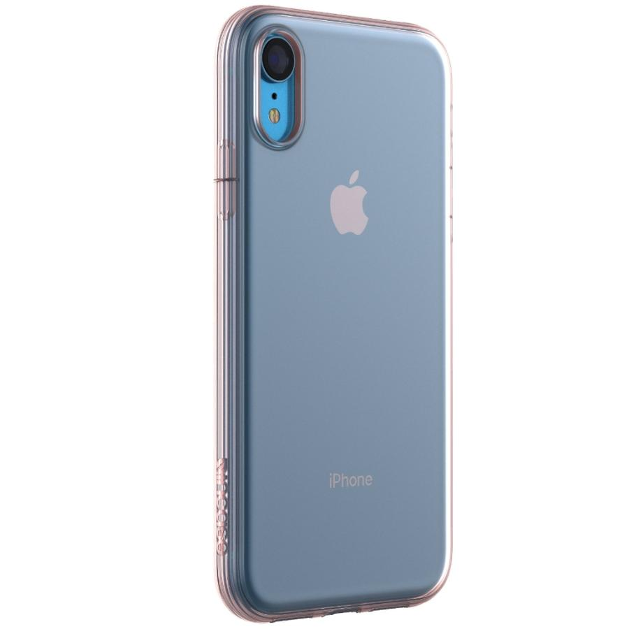 INCASE PROTECTIVE CLEAR COVER CASE FOR IPHONE XR - ROSE GOLD Australia Stock