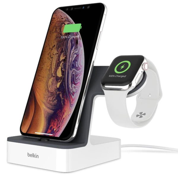 charge dock for apple watch series 4 from belkin