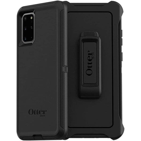 "Shop Australia stock OTTERBOX Defender Screenless Rugged Case For Galaxy S20 Plus (6.7"") - Black with free shipping online. Shop OtterBox collections with afterpay"