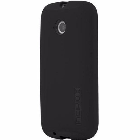 Trusted online store for Incipio DualPro Case for Motorolla Moto E (2nd Gen) - Black | Free Express Shipping Australia Wide on Syntricate.