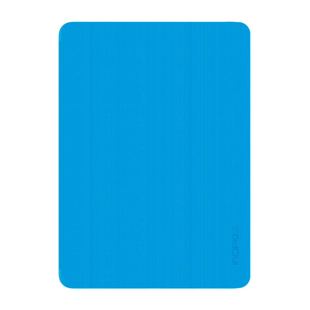INCIPIO OCTANE PURE CO-MOLDED IMPACT ABSORBING FOLIO CASE FOR IPAD 9.7 (6TH/5TH GEN) -CLEAR/CYAN Australia Stock