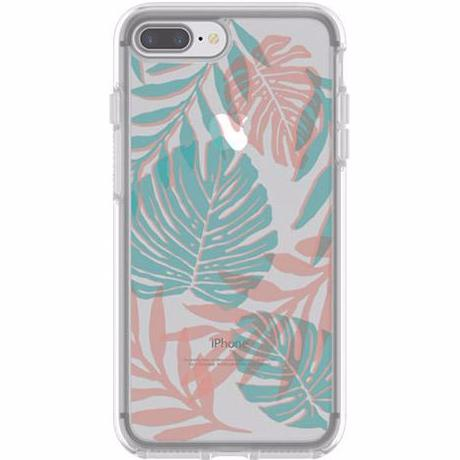 OTTERBOX SYMMETRY CLEAR GRAPHICS CASE FOR iPHONE 8 PLUS/7 PLUS - EASY BREEZY