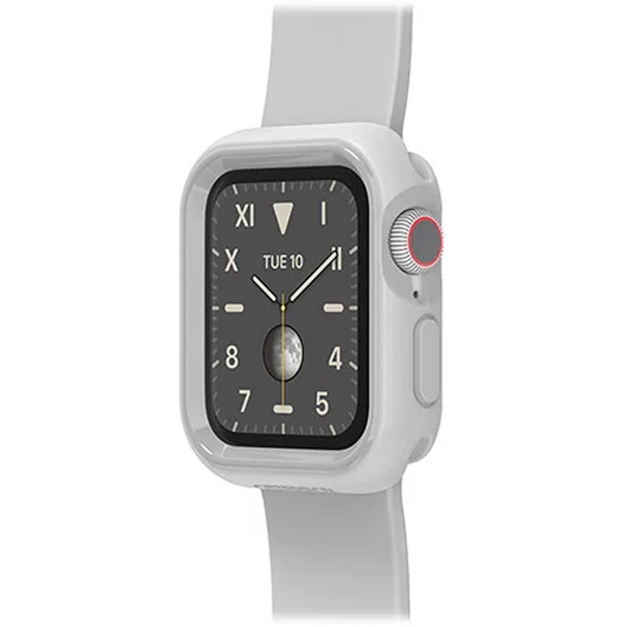 buy online rugged bumper case for apple watch series 5/4 grey colour case Australia Stock