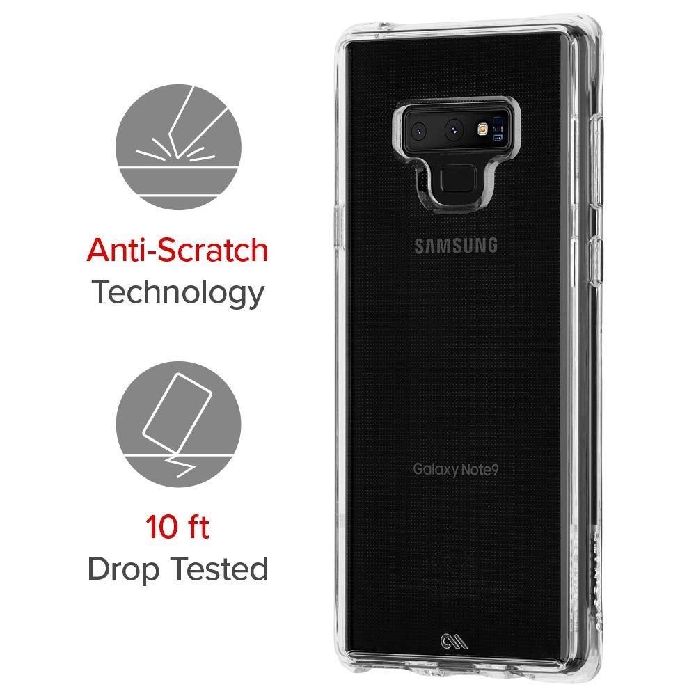 Shop Australia stock Casemate Tough Case For Galaxy Note 9 - Clear with free shipping online. Shop Casemate collections with afterpay Australia Stock
