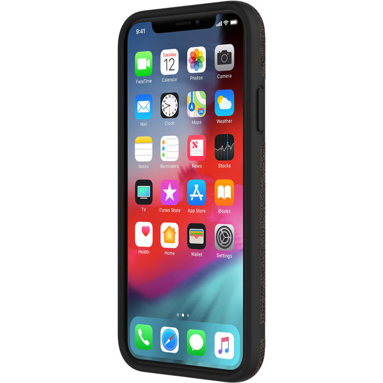 Shop Australia stock INCIPIO CARNABY ESQUIRE SMOOTH FABRIC BACK CASE FOR IPHONE XR - GREY with free shipping online. Shop Incipio collections with afterpay Australia Stock