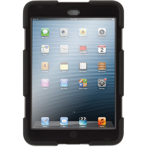 GRIFFIN SURVIVOR ALL-TERRAIN RUGGED CASE FOR iPAD  MINI 3/2/1 -BLACK