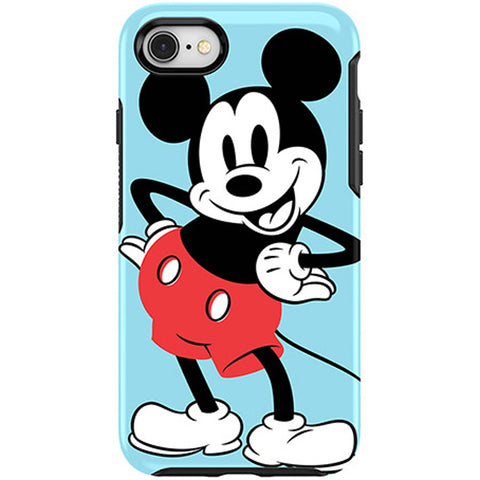 fashionable new case with disney series character Mickey Mouse for your iphone se, shop online at syntricate and get free shipping & afterpay available.