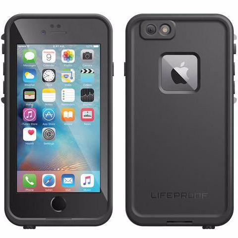 trusted seller for LifeProof Fre WaterProof case for iPhone 6S/6 - Black official distibutor free shipping australia wide Australia Stock