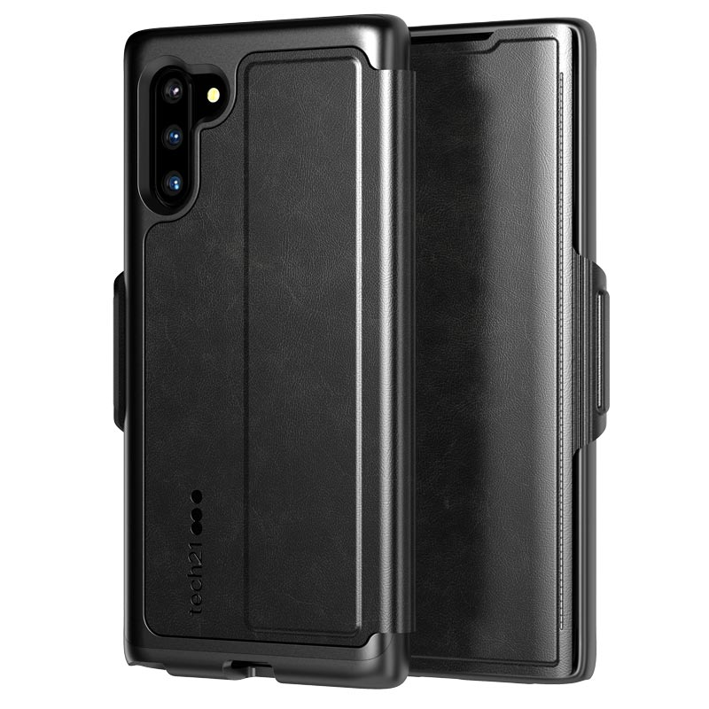 Shop Australia stock TECH21 EVO WALLET CARD FOLIO CASE FOR GALAXY NOTE 10 (6.3-INCH) - BLACK with free shipping online. Shop TECH21 collections with afterpay Australia Stock