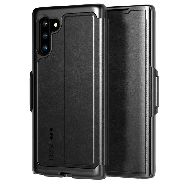 Shop Australia stock TECH21 EVO WALLET CARD FOLIO CASE FOR GALAXY NOTE 10 (6.3-INCH) - BLACK with free shipping online. Shop TECH21 collections with afterpay