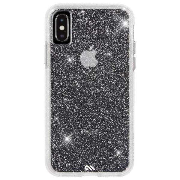 Get the latest stock SHEER CRYSTAL PROTECTIVE CASE FOR IPHONE XS/X - CLEAR FROM CASEMATE with free shipping online.