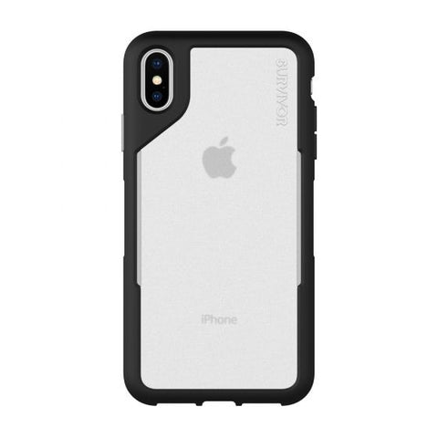 Grab it fast while stock last SURVIVOR ENDURANCE CASE FOR IPHONE XS MAX BLACK/GRAY COLOUR From GRIFFIN with free shipping Australia wide.