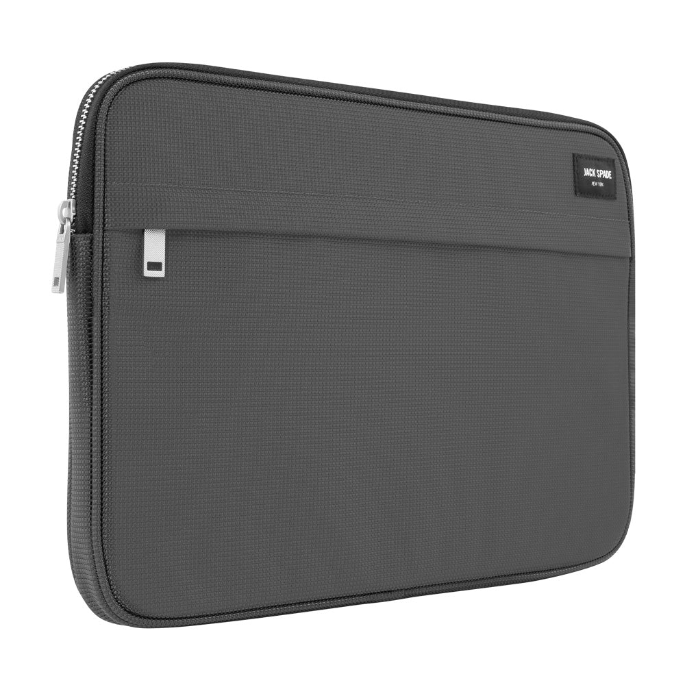 Shop Australia stock JACK SPADE NEW YORK ZIP SLEEVE CASE FOR DEVICES UPTO 13 INCH - NYLON CHARCOAL with free shipping online. Shop Jack Spade New York collections with afterpay Australia Stock