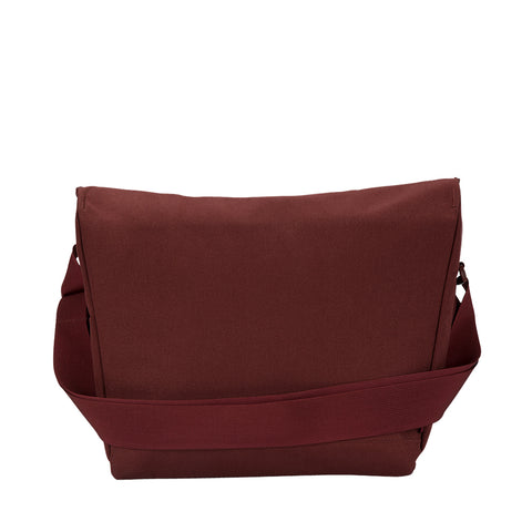 the place to buy genuine incase compass messenger bag for macbook upto 15 inch deep red free shipping australia wide