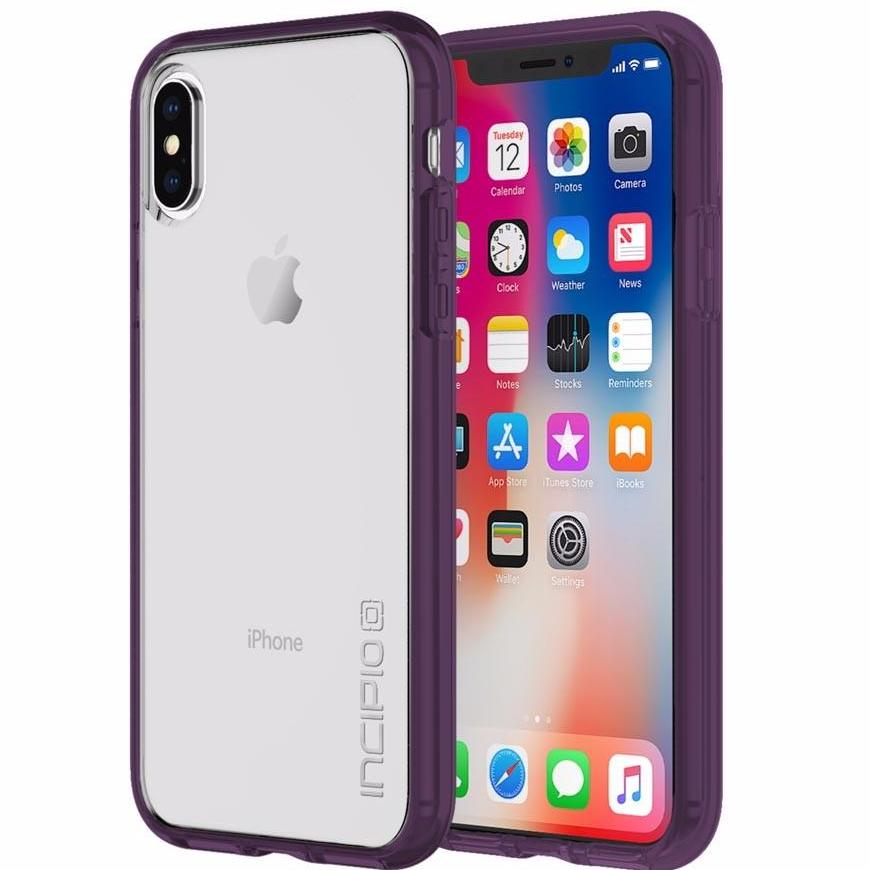 buy the newest edition and color from Incipio Octane Pure Translucent Co-Molded Case For Iphone XS/X - Plum. Free shipping Express Australia from authorized and trusted online shop. Australia Stock